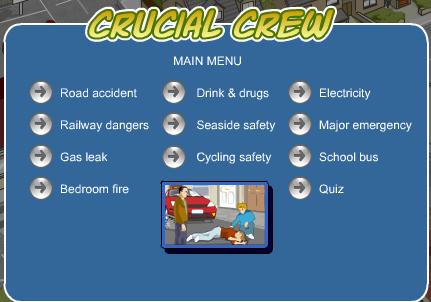 Crucial crew