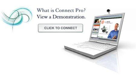 Connect på laptop